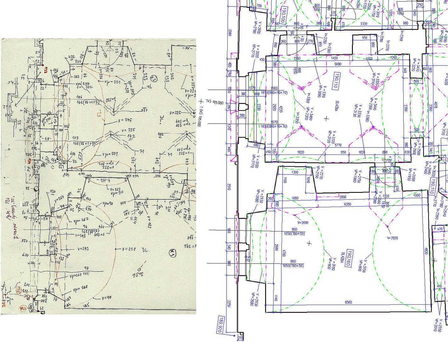 Architektonick 233 A Geodetick 233 Měřen 237 Digit 225 Ln 237